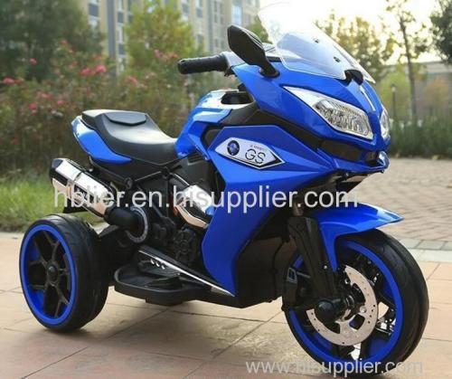 Plastic Motor Bike Kids Toys Car Electric Motorcycle For children