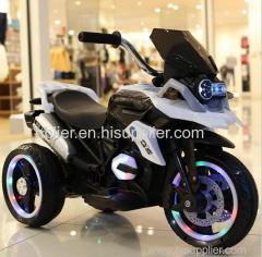 Motorcycle with 3 Wheels Vehicle For Kids