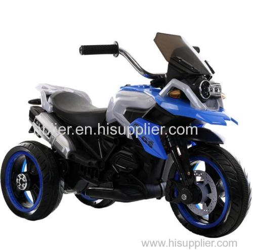 Mini Electric Toys Ride On Motorcycle with 3 Wheels Vehicle For Kids
