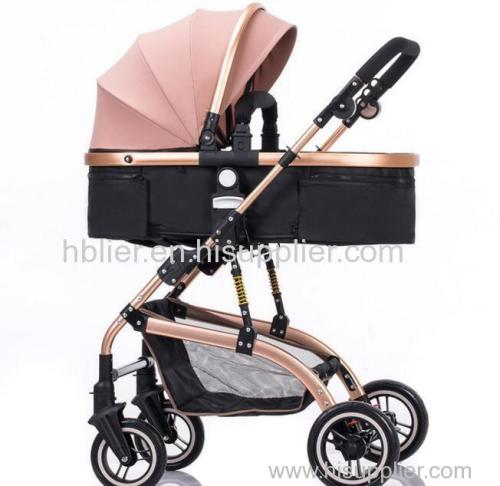 Carrycot Foldable Umbrella Lightweight Baby Stroller