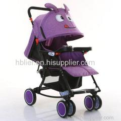 folding baby cart stroller 2 in 1