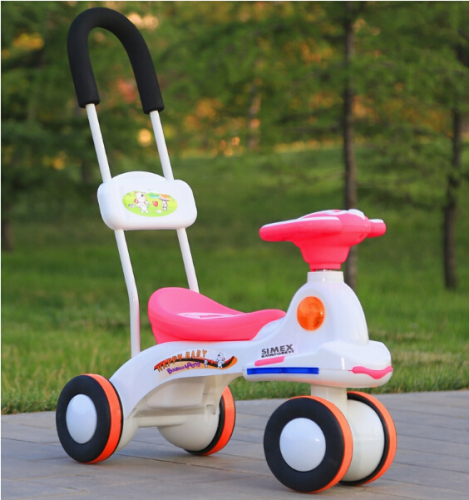 New PP Ride on baby Car Toys wiggle car