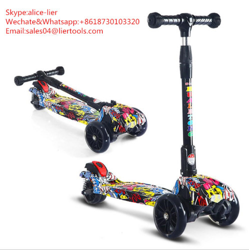 hot sale most popular electric balance frog children/baby/kids cheap 2 wheel kids scooter