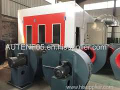 Autenf auto car spray painting booth
