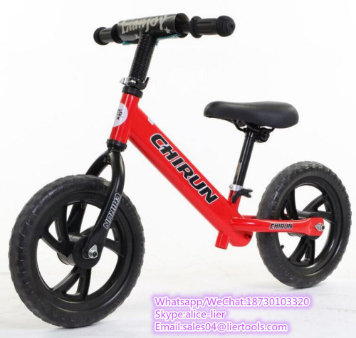 OEM Children Running Balance Bike Kids Balance Bicycle with Training Wheels