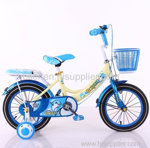 12 14 16 18 inch two seat cute children bicycle