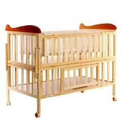 baby crib with wheels