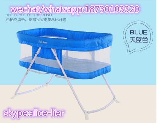 Popular design baby bed cot crib