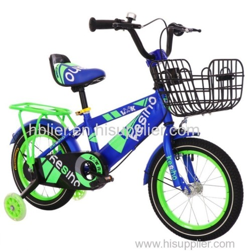 Factory sale boys bicycle with flash wheel