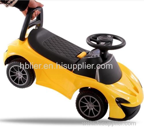 Ride On Toy Style and plastic swing car Material children swing car