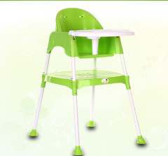 plastic toddler baby highchair