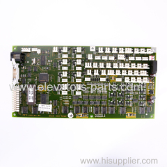 Thyssen elevator parts MF3 65100009223 pcb board