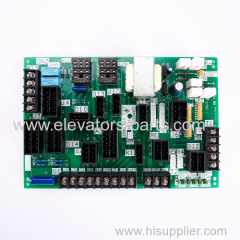 Mitsubshi Elevator spare parts DOR-545A lift parts PCB