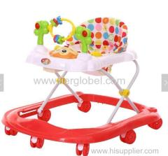 baby walker with removable musical box