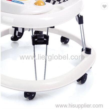 outdoor lightweight 360 degree rotating foldable baby walker whit music