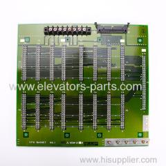 Mitsubishi Elevator Lift Parts KCM-211A PCB Jack Board