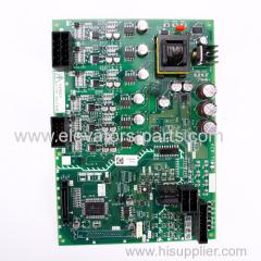 Mitsubishi Lift Spare Parts KCR-752D PCB Driver Main Board