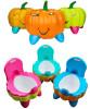 Pumpkin Types Plastic Potty Training Baby Toilet