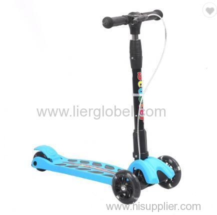 Outdoor Plastic 3 Wheel Mini Baby Scooter For Toddler
