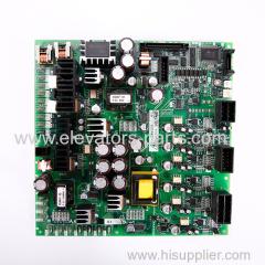 Mitsubishi Elevator Spare Parts KCR-946A PCB Driver Board