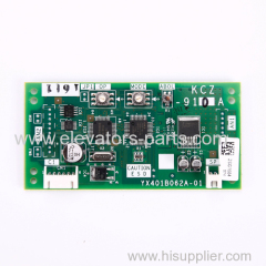 Mitsubishi Elevator Lift Parts KCZ-910A PCB Voice Station Reporting System Board