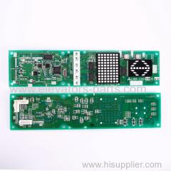 Mitsubishi Elevator Spare Parts LHH-1005DG21 PCB Display Panel Board