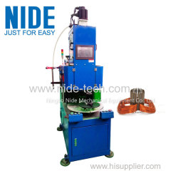 Automatic 2 pole Generator stator stator coil winder mechanical supplier for sale