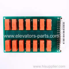 Kone Elevator Spare Parts KM375405G02 PCB Digital Relay