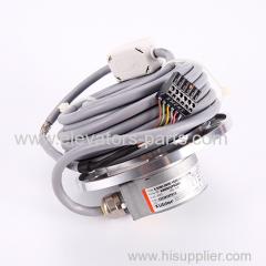 Kone Elevator Spare Parts MX D37.3 L2=7000 KM950278G02 Encoder