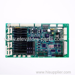 LG-Otis Elevator Lift Spare Parts DCL-243 AEG08C734A PCB Control Board
