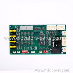 Hitachi Elevator Lift Spare Parts SCLA4V1.1 13507100 PCB Communication Board