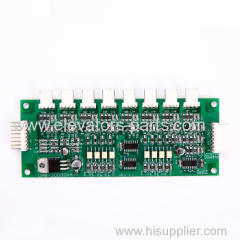 LG-Sigma Elevator Lift Spare Parts OPB-2000SPA REV 1.1 PCB Car Communication Board
