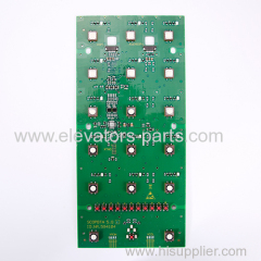 Schindler 3300/3600 Serials Lift Control Panel Button Board SCOPBTA5.Q ID.NR.594104