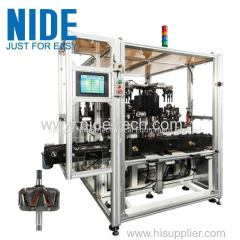 Five-working station Generator Armature Automatic Balancing Machine