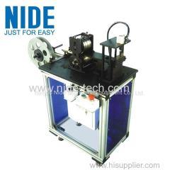 мясо grainder двигателя соковыжималка статора двигателя изоляции бумаги формирования и резки