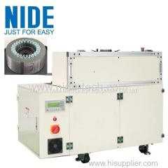 High Quality Automatic stator folder inserter slot Insulation paper folding inserting machine