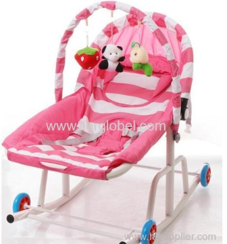 Easy fold and comfortable baby bouncer sleep swing chair