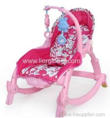 Plastic Baby Rocking Chair