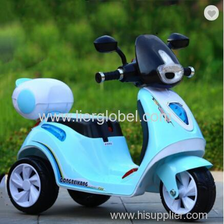 Rechargeable car for kids ride motorbike