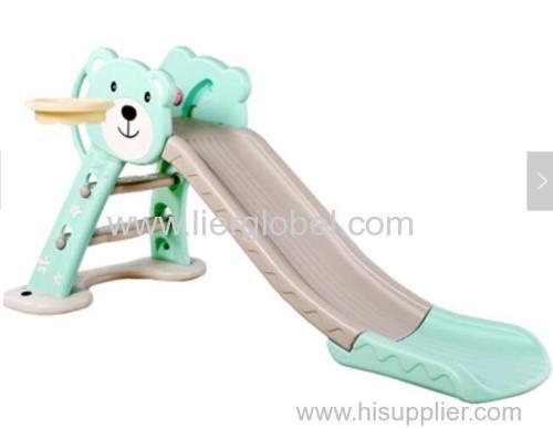 children indoor playground slide