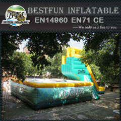 Freestyle airbag stunt inflatable air bag