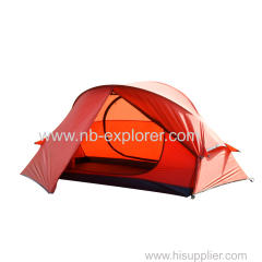 1 person lightweight backpacking tent