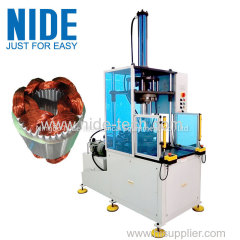 Automatic Enter and Exit Station Winding Final Forming Machine