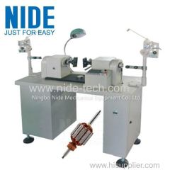 Automatic ceiling fan armature rotor Coil winding machine for sale in INDIA