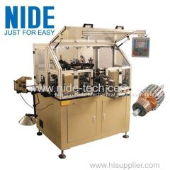 Fully Automatic Armature Rotor winding machine