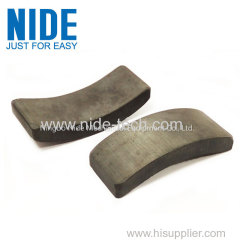 Pump motor roll tile type ferrite magnetic field