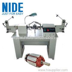 Manual Rotor Wire Winder Machine
