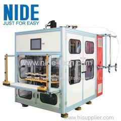 washing machine motor stator coil winder stator winding machine