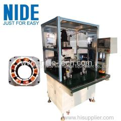 Automatic BLDC Inslot Needle Winding Machine