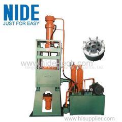 автомат с электродвигателем алюминиевый якорь ротор литьевая машина